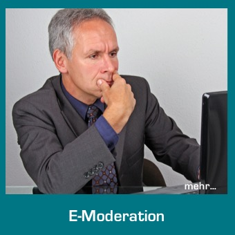 E-Learning braucht E-Moderation